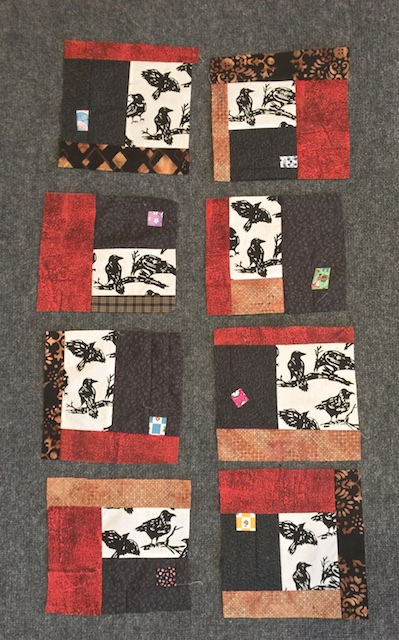 Gifts from the Crows Potholders