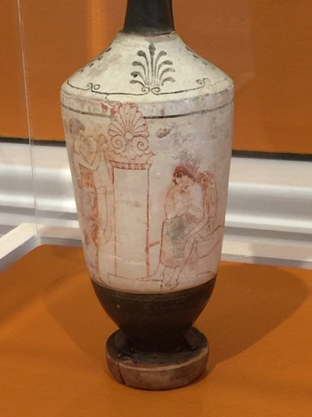 One of the other Ancient Greek Vases