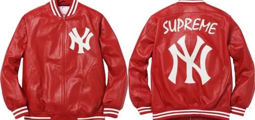 3/14発売!奇跡のコラボ!シュプリーム (SUPREME) × ヤンキース (New York Yankees) × 47 Brand