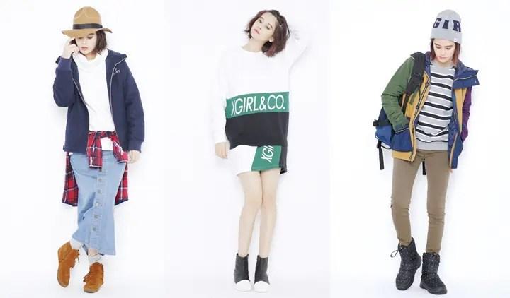 【先行受注会】X-girl 2015年 ホリデーシーズンが開催! (エックスガール 2015 HOLIDAY)