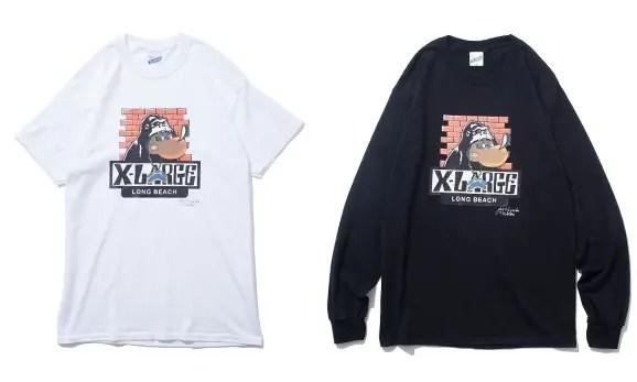 8/29発売!X-large × JOE COOL & COOK、コラボアイテムが登場! (エクストララージ ジョークール & コック)