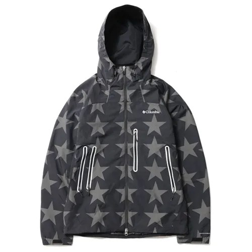 アトモス × コロンビア「Decruz Summit Jacket BLACK PATTERN」が9/19から発売!(atmos Columbia)