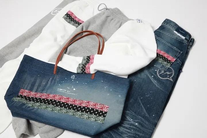 デニム バイ ヴァンキッシュ & フラグメント × クロットが海外9/19発売! (DENIM BY VANQUISH & FRAGMENT × CLOT 2015 COLLECTION)