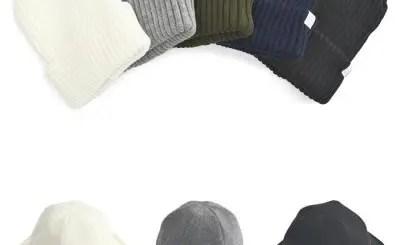 VICTIM × CA4LAコラボ!「BASIC KNIT CAP」「WOOL HAT」が発売中!(ヴィクティム カシラ)