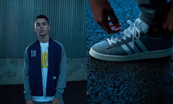 10/17展開予定!adidas Originals by Bedwin & The Heartbreakers (アディダス オリジナルス バイ ベドウィン アンド ザ ハートブレイカーズ)