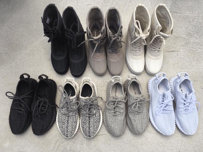 【続報】adidas Originals YEEZY 350 BOOST LOW、WHITEは確定か!?(アディダス カニエ ウェスト イージー ブースト Kanye West)