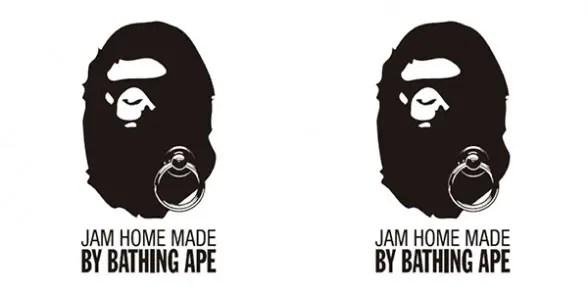 11/13から先行受注!A BATHING APE × JAM HOME MADEのコラボアイテム! (エイプ ジャムホームメイド)