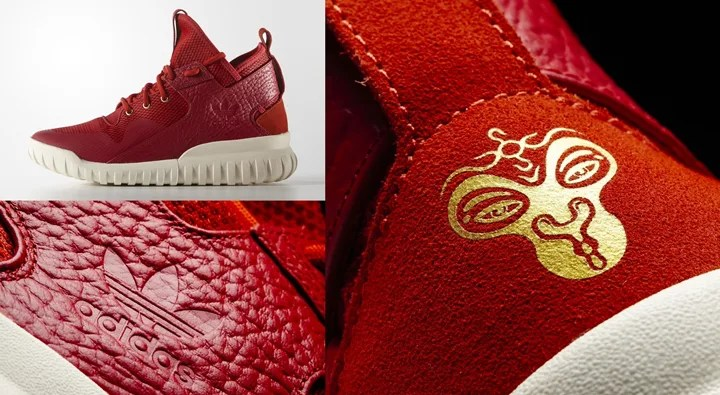 """海外展開!アディダス オリジナルス チュブラー X """"チャイニーズ ニューイヤー"""" (adidas Originals TUBULAR X CHINESE NEW YEAR) [AQ2548]"""