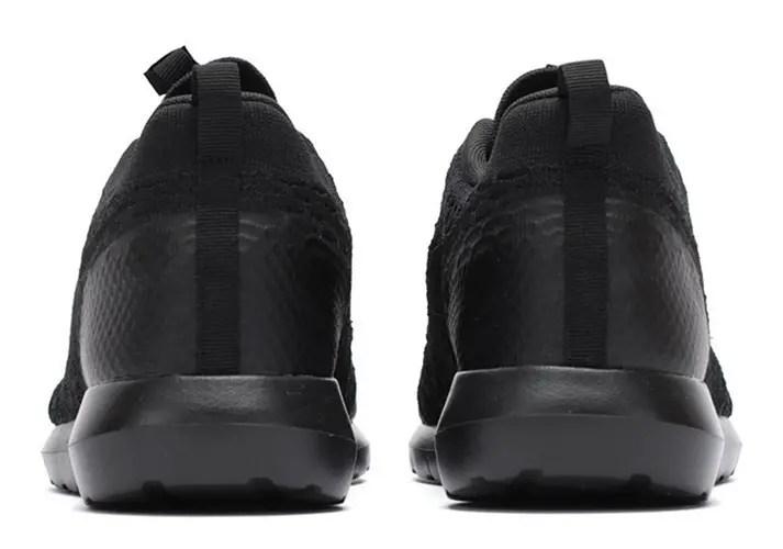 ナイキ ローシ ノンフューチャー フライニット SE ブラック (NIKE ROSHE NM FLYKNIT SE Black/Black) [816531-001]