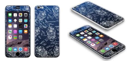 iPhone6/6s専用!STAR WARS × Gizmobies 「GALAXY R2-D2」が1/15から発売! (スターウォーズ ギズモビーズ アイフォン)