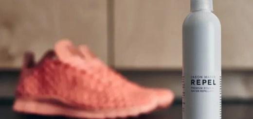 1/16発売!強力な防水(撥水)スプレー「ジェイソン マーク リペル」が新発売 (JASON MARKK REPEL Waterproof Spray)