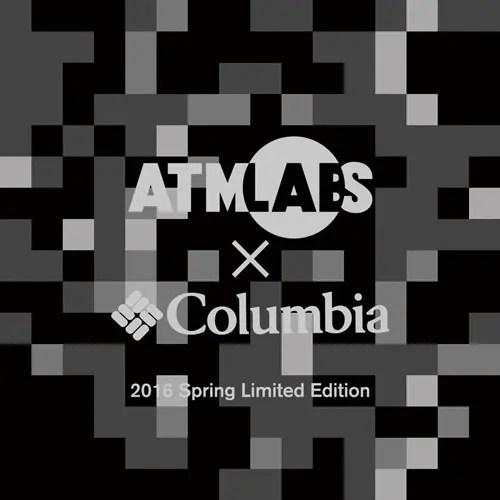 ATMOSLAB × Columbia 2016 Spring Limited Editionが近日発売! (アトモスラボ コロンビア)
