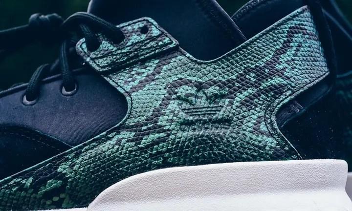 """海外展開!スネークスキンのアディダス オリジナルス チュブラー X (adidas Originals TUBULAR X """"Snake Skin"""")"""