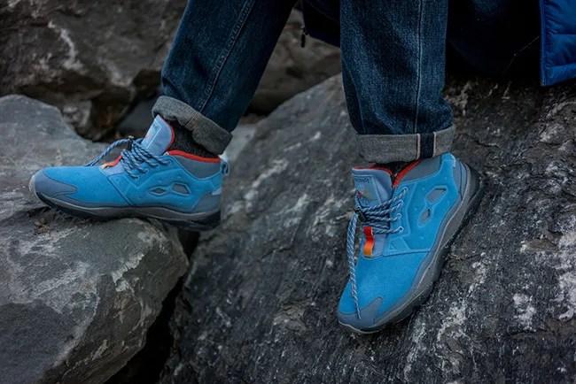 """海外2/5発売!Packer Shoes x REEBOK FURYLITE CHUKKA """"Winter"""" (パッカーシューズ リーボック フューリーライト チュッカ """"ウィンター"""")"""