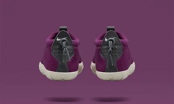 【速報】フリース素材のナイキラボ エア モック パープルが2/4発売予定! (NIKELAB AIR MOC FLEECE Purple) [834591-510]