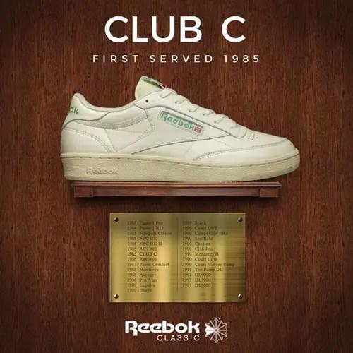 【復刻】リーボック クラシック CLUB C 85 UJ/VINTAGEが2/5発売! (REEBOK CLASSIC クラブ) [V67814,5,6][V67899,900]
