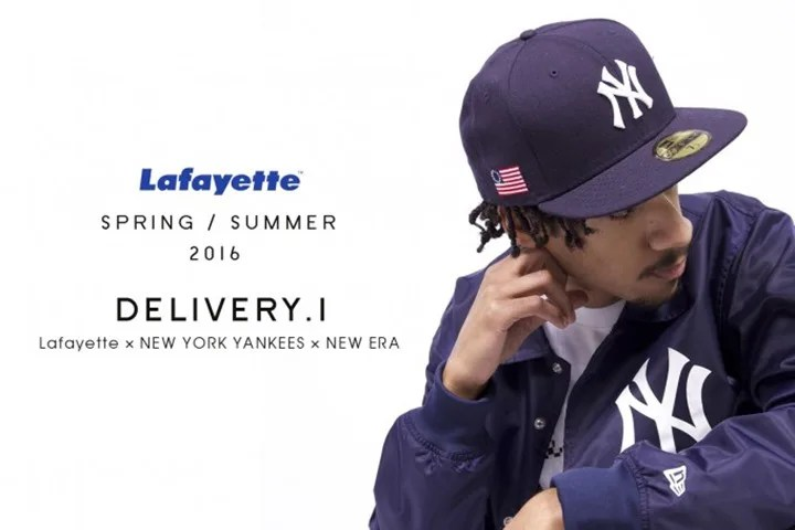 Lafayette 2016 SPRING/SUMMER COLLECTIONが2/6からスタート!(ラファイエット