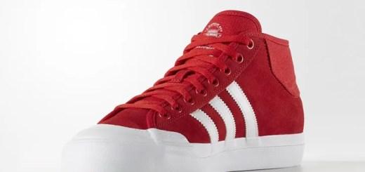 アディダス スケートボーディング マッチコート ミッド (adidas SKATEBOARDING MATCHCOURT MID) [F37701]