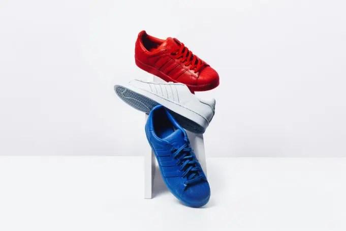 """海外展開!アディダス オリジナルス スパースター 80s """"アディカラー"""" パック (adidas Originals SUPERSTAR 80s """"AdiColor"""" Pack)"""