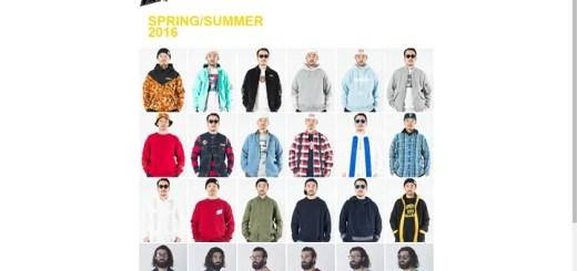 FAT 2016 SPRING SUMMER COLLECTIONが展開! (エフエーティー 2016年 春夏モデル)