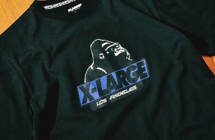 X-largeから2016年 春夏モデル新作「S/S TEE OLD OG」が3/11に発売! (エクストララージ)