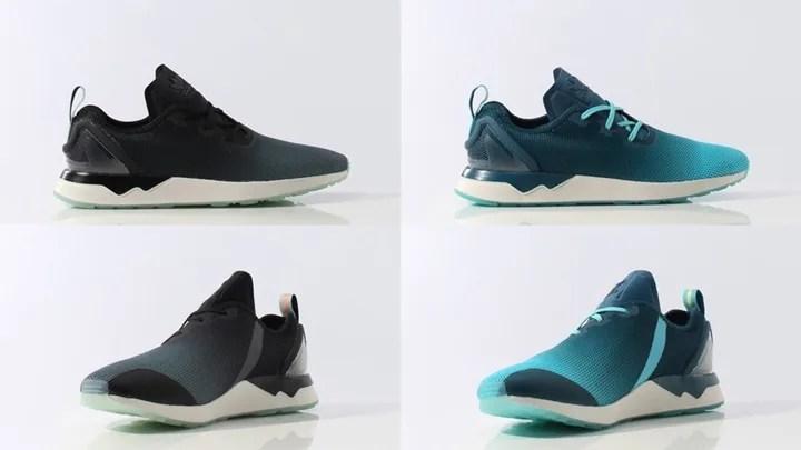 adidas Originals ZX FLUX ADV ASYM、夏らしい2カラーが展開! (アディダス オリジナルス ゼットエックス フラックス) [S79055,6]