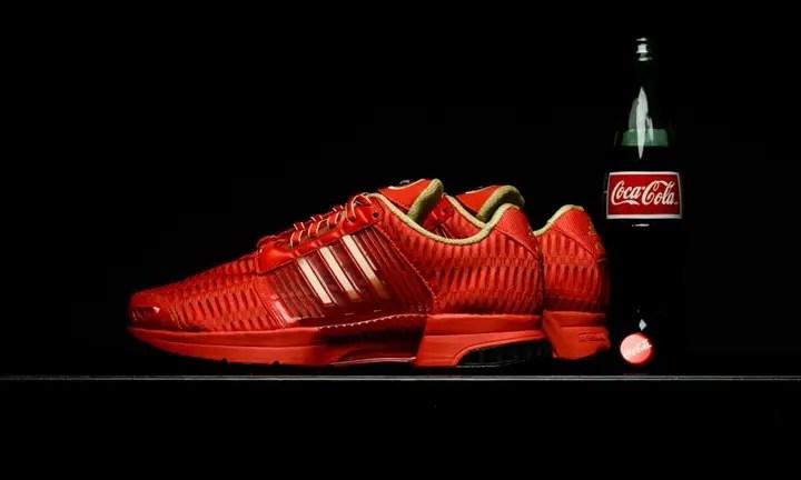 コカコーラとコラボったアディダス クライマクール 1が海外展開! (Coca Cola adidas CLIMACOOL 1)