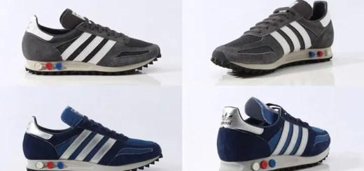 adidas Originals LA TRAINER OG 2カラー (アディダス オリジナルス LA トレーナー OG) [AQ4928,30]
