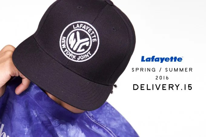 Lafayette 2016 SPRING/SUMMER COLLECTION 15th デリバリー!5/21から発売!(ラファイエット)