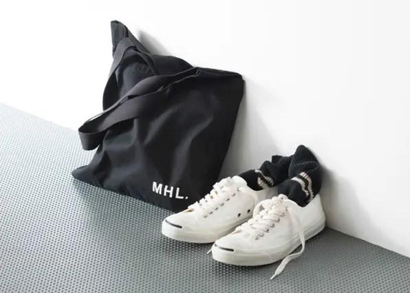 MHL別注! × CONVERS JACK PURCELL 3カラーが5/20先行予約開始! (コンバース ジャックパーセル)
