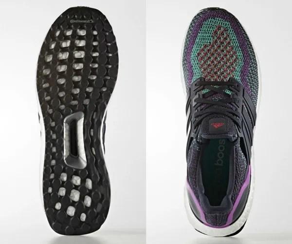 """アディダス ウルトラ ブースト """"ナイトネイビー/ショックパープル"""" (adidas ULTRA BOOST """"Night Navy/Shock Purple"""")"""