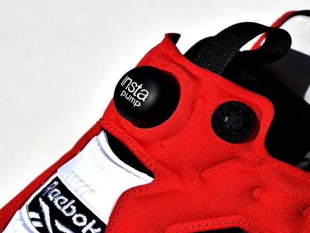 """6/2予定!リーボック インスタ ポンプ フューリー 新色 """"ブラック/ホワイト"""" """"ブラック/パレー レッド"""" (REEBOK INSTA PUMP FURY """"Black/White"""" """"Black/Power Red"""") [AR0445,6]"""