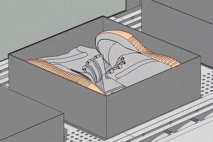"""【確定】海外6/11発売!アディダス イージー ブースト 750 """"ライトグレー/ガム"""" (adidas Yeezy 750 BOOST """"Light Grey/Gum"""") [BB1840]"""