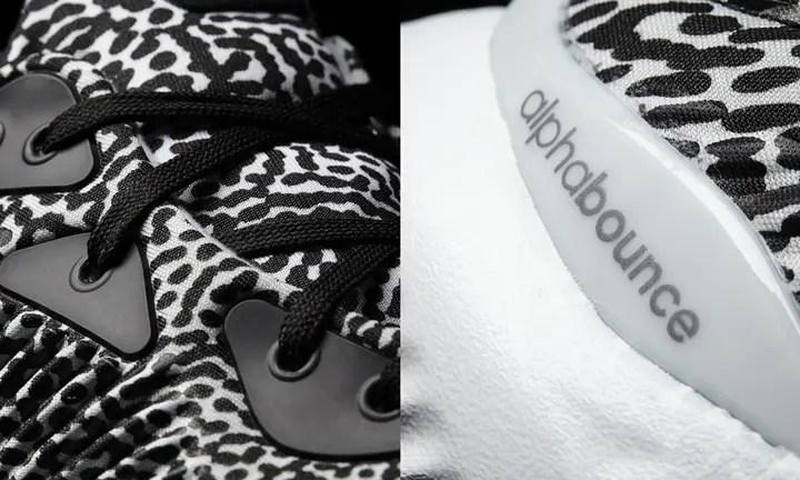 海外展開!adidas ALPHA BOUNCE Aramis GFX (アディダス アルファ バウンス アラミス GFX) [B54366]