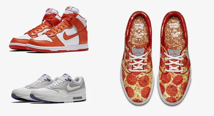 "【まとめ】6/17発売の厳選スニーカー!(NIKE DUNK HIGH RETRO ""ORANGE BLAZE"" QS)(SB ZOOM STEFAN JANOSKI QS ""PEPPERONI PIZZA"")(AIR MAX 1 CX QS)"
