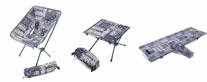20160706-oSHIPS別注!ペイズリー柄のHELINOX社製 テーブル/チェア/コットが発売中! (シップス ヘリノックス)