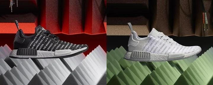 """【速報】7/19発売!adidas Originals NMD_R1 """"Graphic Pack"""" 2カラー (アディダス オリジナルス エヌ エム ディー ランナー """"グラフィック パック"""") [S76518,9]"""