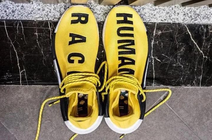 """7/23発売!Pharrell Williams x adidas Originals NMD_R1 """"HUMAN RACE"""" (ファレル・ウィリアムス アディダス オリジナルス エヌ エム ディー アール ワン """"ヒューマン レース"""")"""