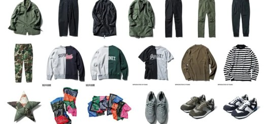 SOPHNET 2016-2017 A/W COLLECTIONが7/30からスタート! (ソフネット)