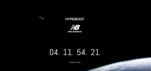 Hypebeast × New Balanceが8月展開! (ハイプビースト ニューバランス)