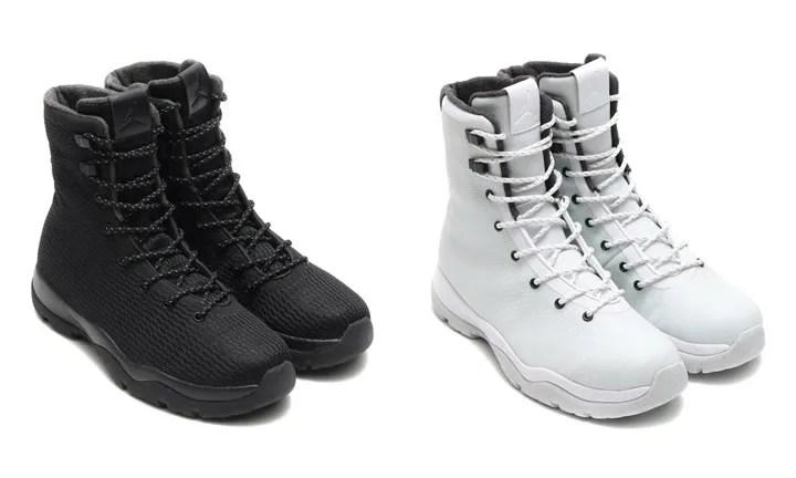 2016年 ホリデーモデル!ナイキ ジョーダン フューチャー ブーツ 2カラー (NIKE JORDAN FUTURE BOOT 2016 HOLIDAY) [854554-002,100]