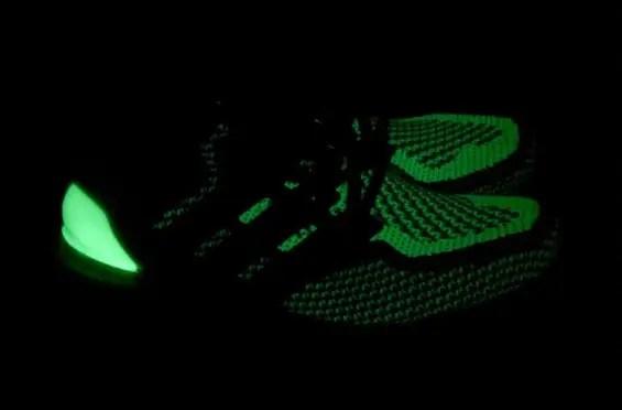 """アディダス ウルトラ ブースト """"グロー イン ザ ダーク"""" (adidas ULTRA BOOST """"Glow In The Dark"""") [BB4145]"""