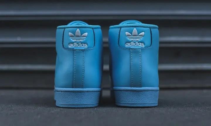 """海外展開!アディダス オリジナルス プロモデル """"ベイビーブルー/ホワイト! (adidas Originals PRO MODEL """"Baby Blue/White"""") [B39369]"""