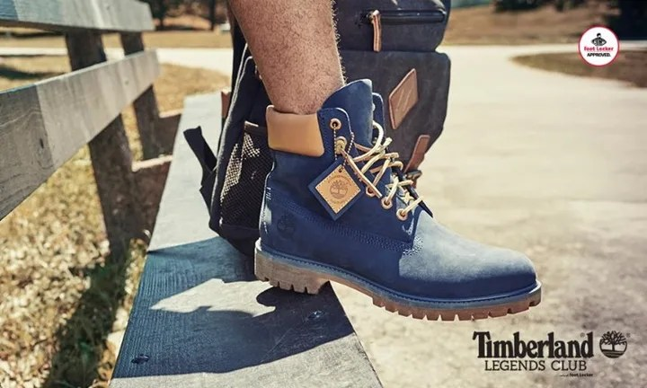 Foot Locker exclusive Timberland Legends Collection Vol 1 6-inchが海外展開! (フットロッカー ティンバーランド)
