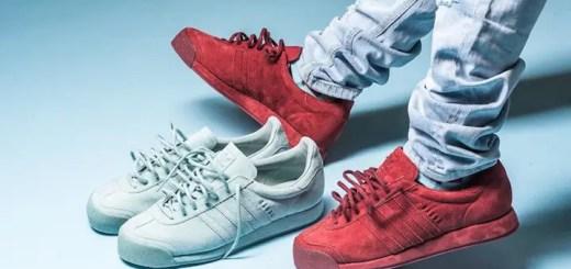 海外展開!アディダス オリジナルス サモア ビンテージ 2カラー (adidas Originals SAMOA VINTAGE) [B39016,7]