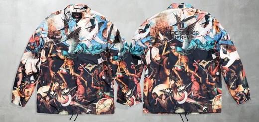 【速報】9/24発売!シュプリーム (SUPREME) × アンダーカバー (UNDERCOVER) 2016 FALL/WINTER