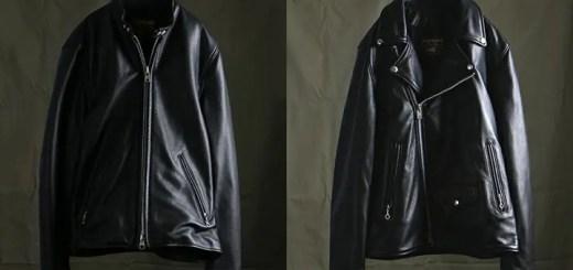 FREAK'S STORE 30周年記念限定モデル!VANSON別注 シングル/ダブルライダース ジャケットが10月中旬発売! (フリークスストア バンソン)