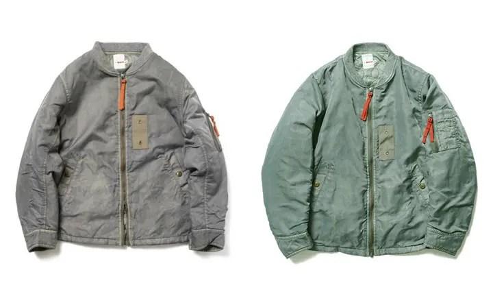 40日で1000着を完売させた伝説のモデルが復刻!BEAMS PLUS「dip フライトジャケット」が10月上旬発売! (ビームス プラス)