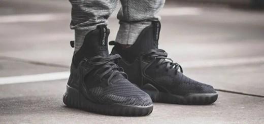 """海外展開!アディダス オリジナルス チュブラー エックス プライムニット """"コア ブラック"""" (adidas Originals TUBULAR X PRIMEKNIT """"Core Black"""") [S80132]"""