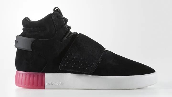 """アディダス オリジナルス チュブラー インベーダー ストラップ """"コア ブラック"""" (adidas Originals TUBULAR INVADER STRAP """"Core Black"""") [B39365]"""